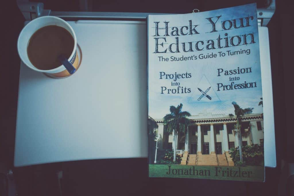 Hack Your Education | Relentless Man