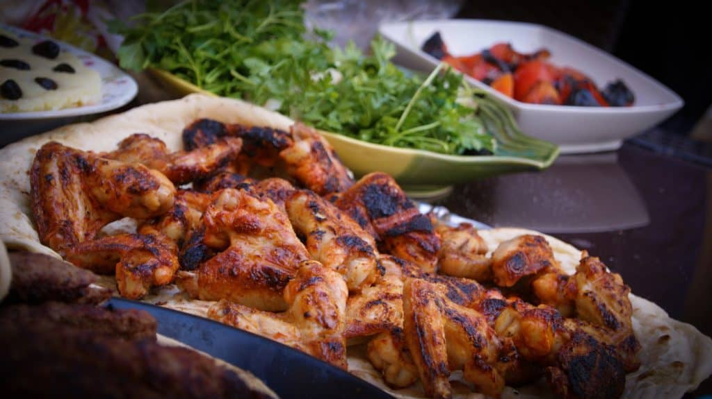 Grilled Chicken | Relentless Man