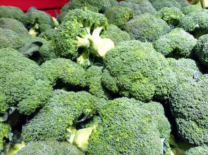 So much broccoli